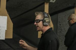 Instructor Derek Jensen