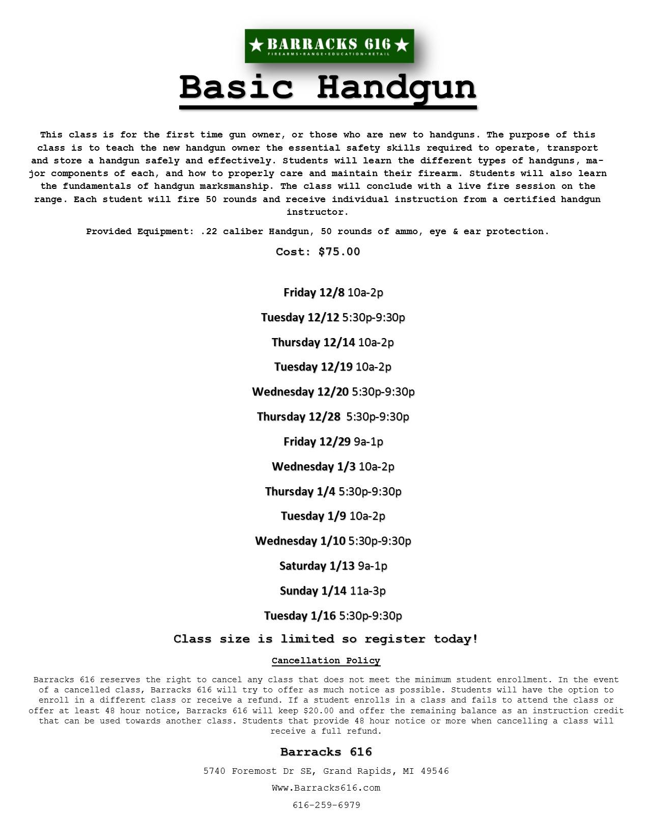 California Handgun Safety Certificate Test Answer Sheet Moren